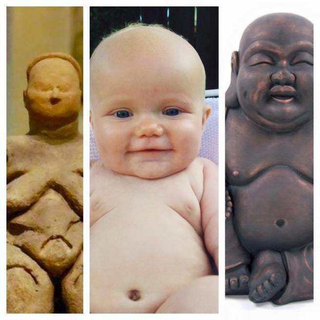 Fertility Hazel Buddha