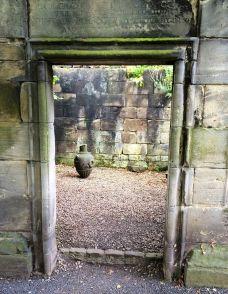 Burying ground Edinburgh